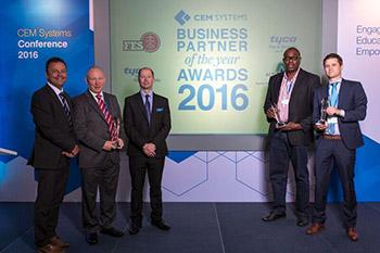 CEM 2016 winners
