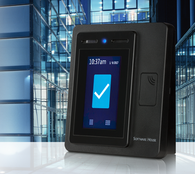Software House TST Touchscreen Terminal