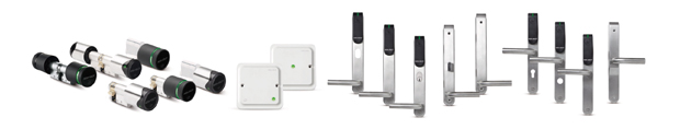 ASSA ABLOY Aperio wireless locking technology