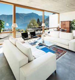 Connected Home Solutions - Living room image