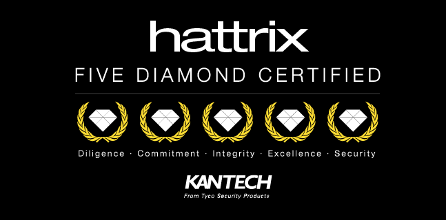 Kantech - hattrix Five Diamond Program