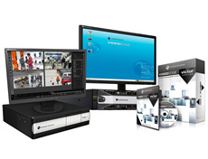 VideoEdge network video management systems, all managed by the company's victor unified management system
