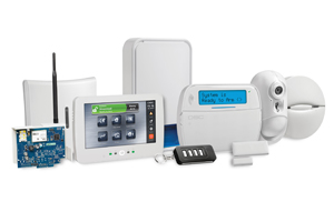 PowerSeries Neo hybrid alarm system from Tyco Security Products
